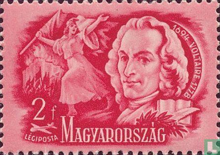 Hongarije - Voltaire
