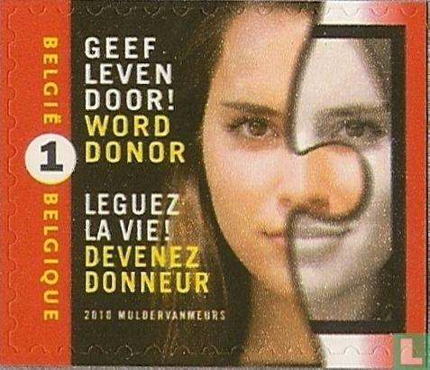 België [BEL] - Donorcampagne