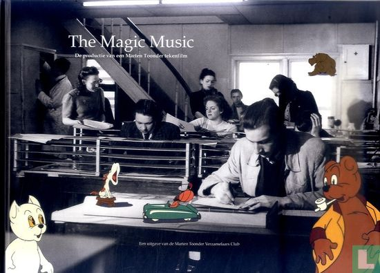 The Magic Music - Image 1