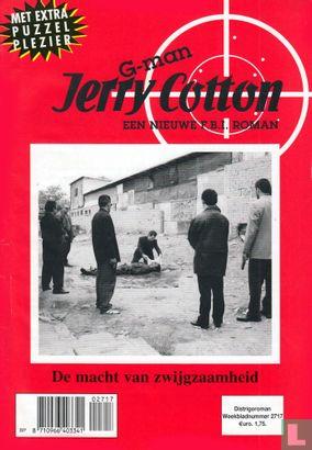 G-man Jerry Cotton 2717