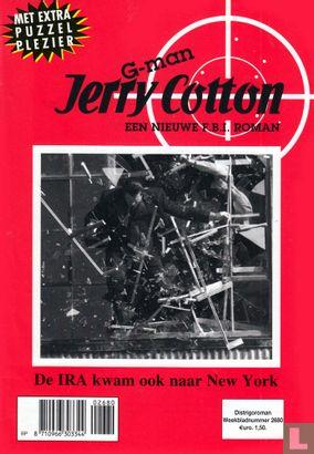 G-man Jerry Cotton 2680