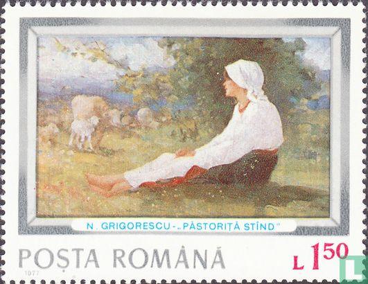 Roemenië [ROU] - Nicolae Grigorescu