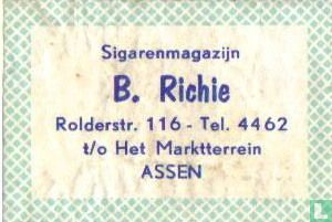 Sigarenmagazijn B. Richie