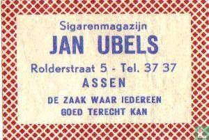 Sigarenhuis Jan Ubels