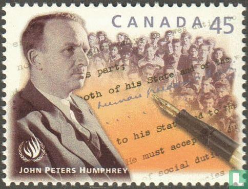 Canada [CAN] - Droits de l'Homme