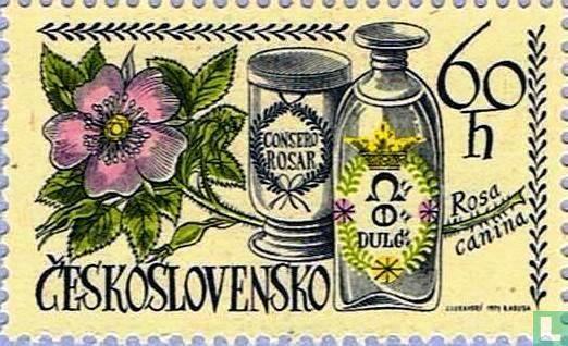 Tschechoslowakei - Geschichte der Pharmazie