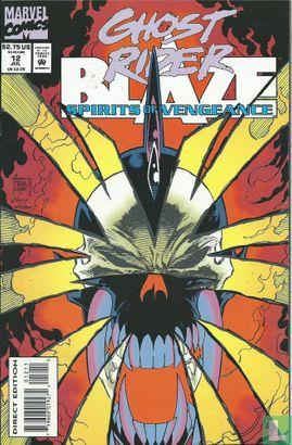 Ghostrider/Blaze: Spirits of Vengeance 12 - Image 1