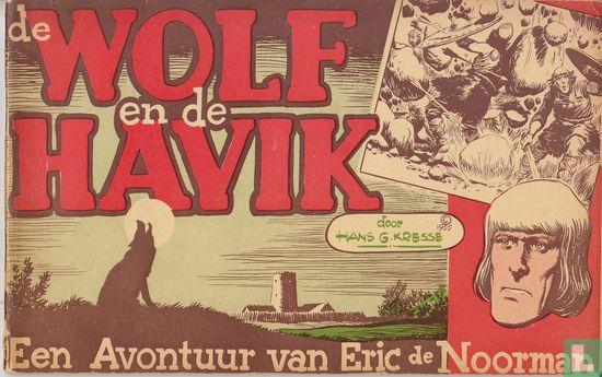 Eric de Noorman - De Wolf en de Havik