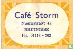 Café Storm