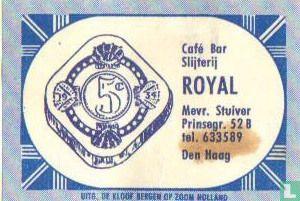 Café Bar Slijterij Royal