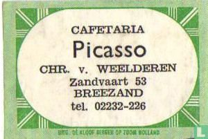 Cafetaria Picasso - Chr. v. Weelderen