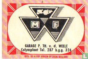 Garage P. Th. v. d. Weele