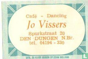 Café Dancing Jo Vissers