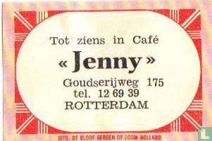 """Café """"Jenny"""""""