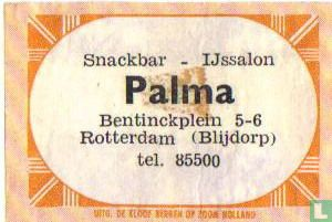 Snackbar IJssalon Palma