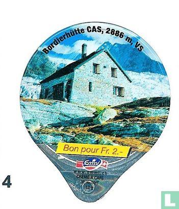 Bordierhütte CAS, 2886m VS