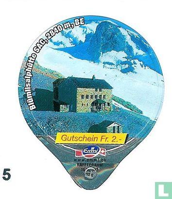 Blümlialphütte SAC, 2840m BE