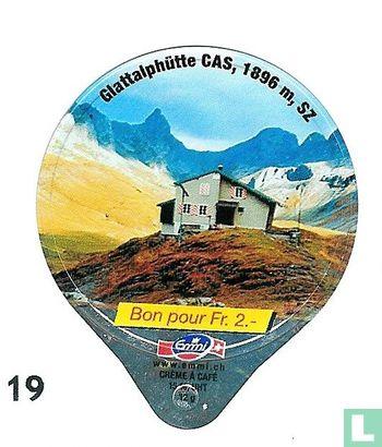 Glattalphütte CAS, 1896m SZ