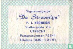 Sigarenmagazijn De Stroomlijn - P.J.Kromeich