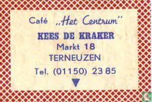 Café 't Centrum - Kees de Kraker