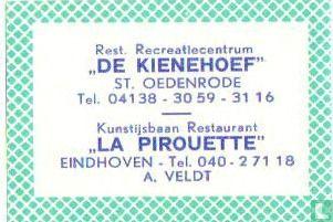 Rest. Recreatiecentrum De Kienehoef