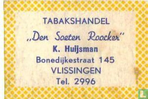 Tabakshandel Den Soeten Roocker - K.Huijsman