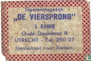 Sigarenmagazijn De Viersprong - J.Ebing