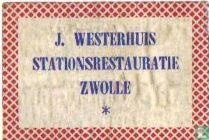 J.Westerhuis Stationsrestauratie Zwolle