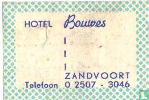 Hotel Bouwes