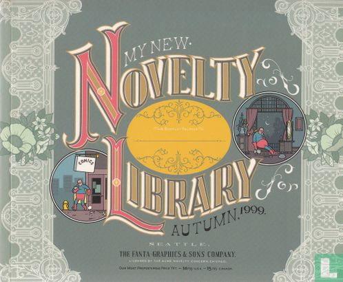 Frank Phosphate - My New Novelty Library for Autumn 1999