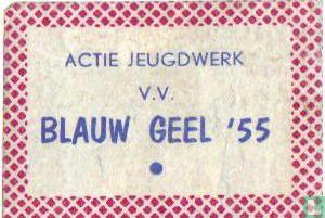 Actie Jeugdwerk v.v. Blauw Geel '55