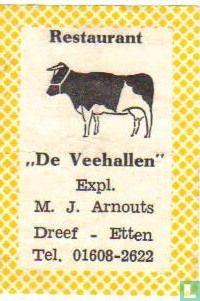 Restaurant De Veehallen - M.J.Arnouts