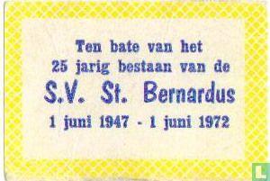 Ten bate van .....SV St. Bernardus