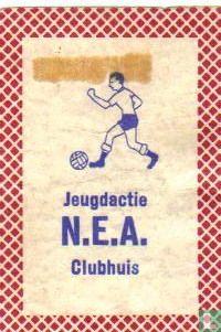 Jeugdactie N.E.A. Clubhuis