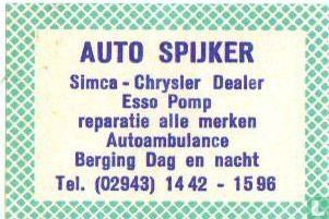 Auto Spijker