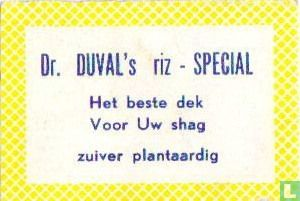 Dr. Duval riz - Special