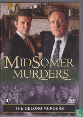 DVD - The Oblong Murders