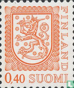 Finland - National coat of arms