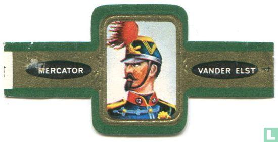 Mercator - Artillerie Batterie Montee