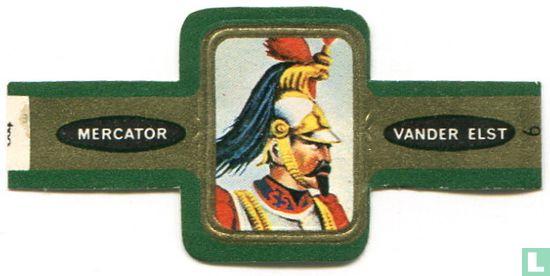 Mercator - Cavalerie de Reserve Cuirassiers