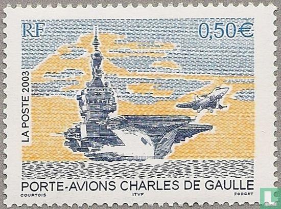 """Frankreich [FRA] - Flugzeugträger """"Charles de Gaulle"""""""