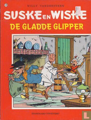 Willy and Wanda (Spike and Suzy, Bob & Bobette, Luke a...) - De gladde glipper