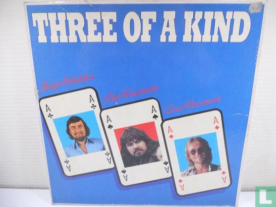 Schilder, Jaap (Jay Coster) - Three Of A Kind