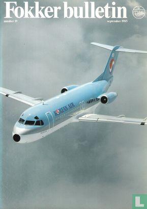 Fokker Bulletin 19 - Image 1