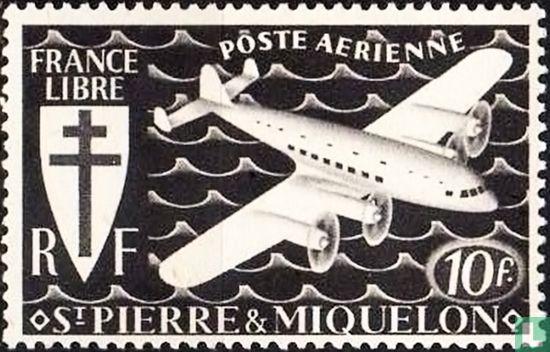 Saint-Pierre en Miquelon - Vliegtuig