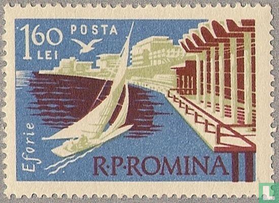 Roemenië [ROU] - Kuststeden aan de Zwarte Zee