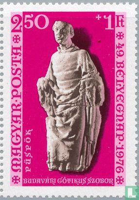 Hongarije - Gotische sculpturen