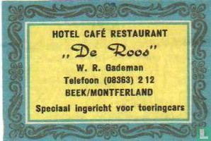 HCR De Roos