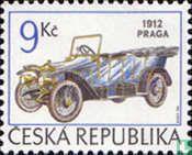 Tsjechië - Historische racewagens