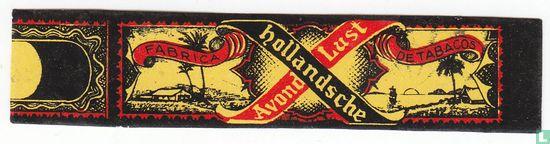 Hollandsche Avondlust - Hollandsche Avondlust - Fabrica - de Tabacos
